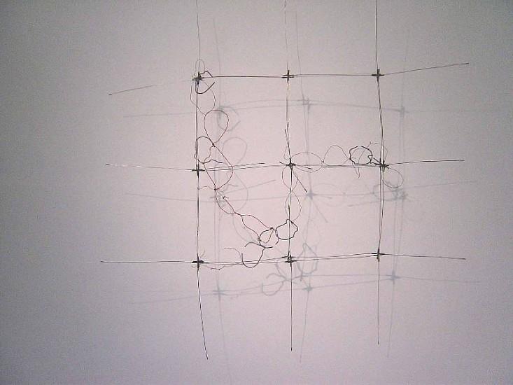 Gertrud Goldschmidt (GEGO), Dibujo sin papel 85/13 1985, Mixed Media