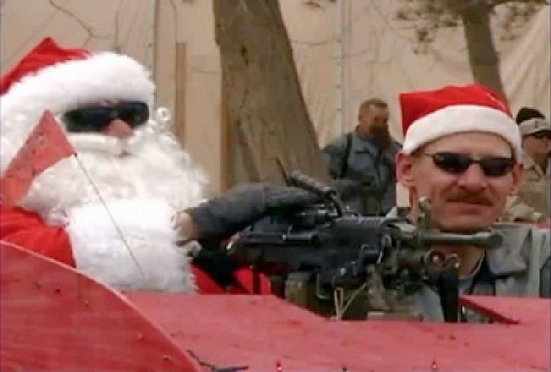 Christoph Büchel, Merry Christmas 2005, video